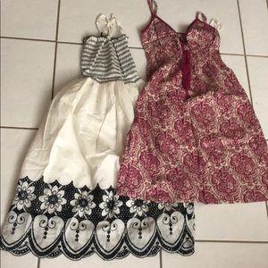 Dress bundle of 2